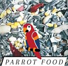 Medium/LRG PARROT Food Gourmet Mix Cockatoo African Grey Macaw *Choose Size*