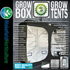 NEW !!! Grow box Grow Tents All Sizes 16MM 19MM and 25MM Hydroponics Tent 600D