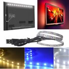 5V 2835 30SMD 50CM White/White/Blue LED Strip Light Bar TV Back Lighting IP20