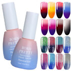 BORN PRETTY Nagel Gellack Thermo Farbwechsel Nail Gel UV Nagellack Soak off