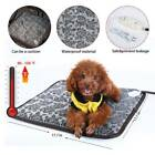 Pets Cold Winter Keep Warm Electric Blankets Mat Waterproof Pet Heating Pad-NEW