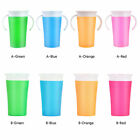 1Pcs Sippy 360 Degree Trainer Cup Toddler Training Anti Spill Chew Proof Miracle