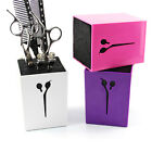 Pro Scissor Set Storage Box Hair Scissors Holder For Combs Clips Storage Box hot