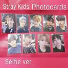 Stray Kids Official photocard Selfie Ver. ( Bang Chan , Han, Felix, Chang Bin)