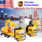 Toys for Boys Truck Toy Kids Construction Vehicles Cool Xmas Toys Gift  US Stock