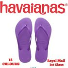 Original Havaianas Slim Women Flip Flops many Colours over 40% off RRP!!! <br/> ✔Free Post ✔NEXT DAY DELIVERY*✔Same Day Post✔NEW COLOUR