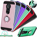 For Motorola Moto G6 Play Shockproof Hybrid Slim Armo Ring Stand Hard Case Cover $10.37 USD on eBay