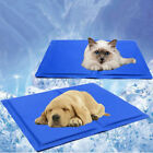 Pet Cooling Mat Gel Pad for Dog Cat Puppy Non-toxic Chilly Summer Sleeping Bed