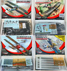 Mirage Hobby 1/48 Halberstadt CL.II/CL.IV Sell As a Set Of 4 Kits Or Separate