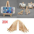 5-30 Display Easel Painting Artist Stand Wooden Wedding Place Name Holder Table