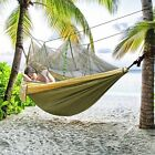 Double Camping Hammock With Mosquito/Bug Net For Camping Outdoor Survival Travel