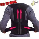 Posture Corrector Bad Back Support Brace Shoulder Scoliosis Lower Pain Relief