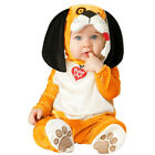 Yellow Dog Costume Infant Baby Boys Anime Cosplay Newborn Toddlers Clothing Set