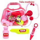 Baby Kids Funny nice Toy Doctor Play Sets Simulation Medicine Doctor Box Gift US