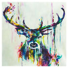 Canvas Animal Print Modern Wall Art Oil Painting Hanging Picture Room Hall Decor