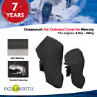 Oceansouth Outboard Motor Engine Full Cover / Protect Cover for Mercury