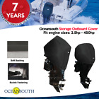 Oceansouth Outboard Motor Half / Storage Cover for Mercury image