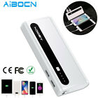 20000mAh Power Bank Dual USB Portable Charger External For iPhone Samsung HTC LG