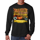 Rust Bucket Auto Group Hot Rat Rod Car Racing Long Sleeve T-Shirt Tee for sale  Shipping to Canada