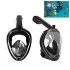 Pro Kid's Full Face Scuba Snorkeling Mask Diving Sea Swimming Protection Mask