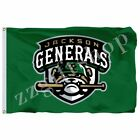 MiLB F-N LOGO Flag Minor League Baseball 3X2FT 5X3FT 6X4FT 100D Polyester