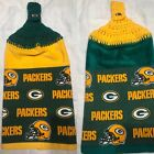 ⭐ GREEN BAY PACKERS Hand Crocheted Top   Kitchen Towel COLOR YOUR CHOICE on eBay
