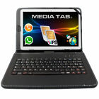 10 Zoll Tablet PC 3G Dual Sim GPS Android 7.0 Nougat HD IPS 10.1 Zoll Display