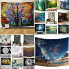 US Sell Stock Tapestry Art Wall Hanging Psychedlic Tapestry Room Bedspread Decor
