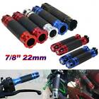 "7/8"" Motorcycle Handlebar Hand Grips For Suzuki GSXR600 Honda CBR1000RR Yamaha $13.95 USD on eBay"