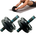 Roller Wheel Abdominal Muscle Exercise Home Ab Gym Abs Fitness Workout