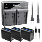 Kastar F980 Battery Rapid Charger for Sony NPF960 CCD-TR1100E CCD-TR18 CCD-TR200