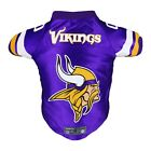 Minnesota Vikings NFL LEP Dog Pet Premium Purple Jersey BIG Dog Size $39.96 USD on eBay