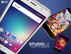 Blu Studio J2 Unlocked 5'' Factory Unlocked Smart Phone Android 8gb New