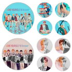 KPOP BTS Bangtan Boys Album LOVE YOURSELF Answer Brooch Pin Badge Button Chest
