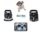 Biker Wear Harnesses or Eye Protection for Dogs from Doggles  FREE SHIPPING