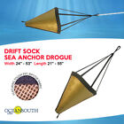 Drift Sock Sea Anchor Drogue, Sea Brake