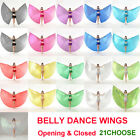Egypt Belly Dance Costumes Isis Wing Professional Indian Open/Closed 21Choose