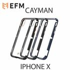 EFM CAYMAN D3O Case Armour for Iphone X,  iPhone 8/7/6s or iPhone 8/7/6s Plus