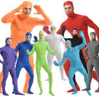 Halloween Adult Morphsuit Fancy Costume Morph Suit Cosplay C