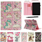 Fashion Beauty Painted Leather Stand Folio Case For Amazon Kindle fire Tablets
