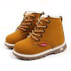 Toddler Children Warm Boy Girl Martin Sneaker Boots Kids Baby Casual Shoes 1-6Y