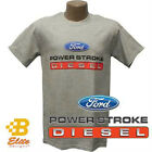 Ford Power Stroke Diesel Tee Mud Fun Ready, MED.ONLY LEFT GEAR HEADZ PRODUCTS