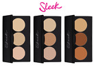 Sleek Makeup Corrector And Concealer With SPF 15 Setting Powder