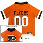 Philadelphia Flyers NHL Pets First Licensed Dog Pet Hockey Jersey Sizes XS-XL $29.37 USD on eBay