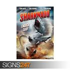 SHARKNADO - ENOUGH SAID (ZZ042)  MOVIE POSTER Poster Print Art A0 A1 A2 A3