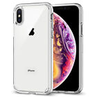 For iPhone X XS XS Max XR Case Spigen®[Ultra Hybrid] Protective Clear Cover