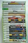Xbox 360 Games - Make Your Selection £2.50 - £5 With Free Uk P&p