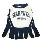 Seattle Seahawks NFL Cheerleader Dog Pet Dress Outfit Sizes XS-M $22.45 USD on eBay