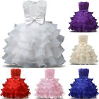 Flower Girl Dress For Party Pageant Princess Wedding Bridesm