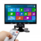 "Mini 10""/7"" LCD CCTV Monitor HD PC Screen HDMI VGA AV RCA 1080p for Raspberry PI"